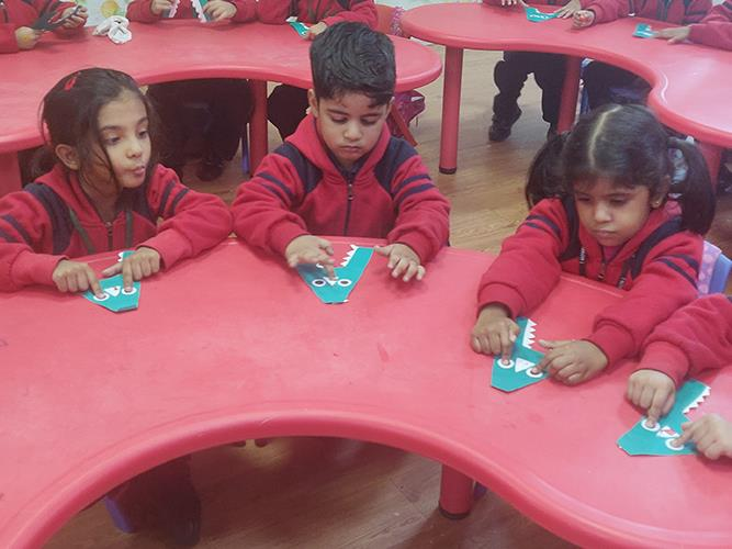 Pre Primary- Hindi Rhyme Competition