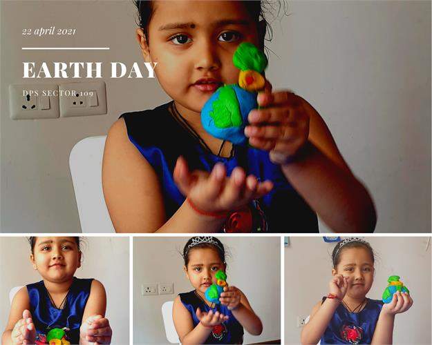 Earth Day-Pre-Primary-2021-22