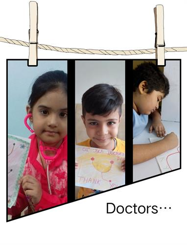 Doctor`s Day-Pre-Primary