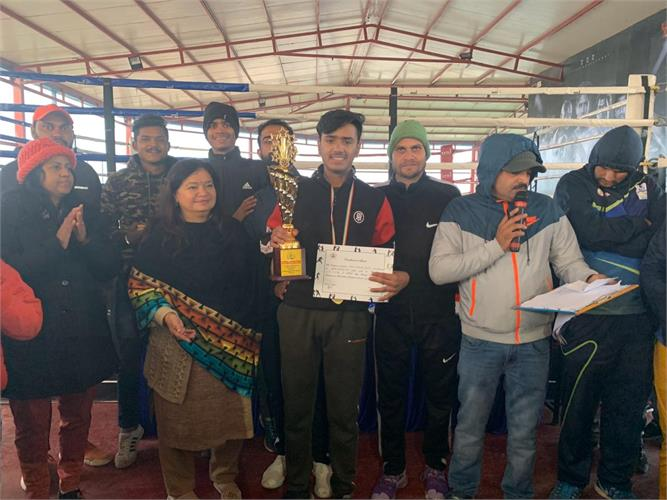 NCR Open Boxing Championship 2019