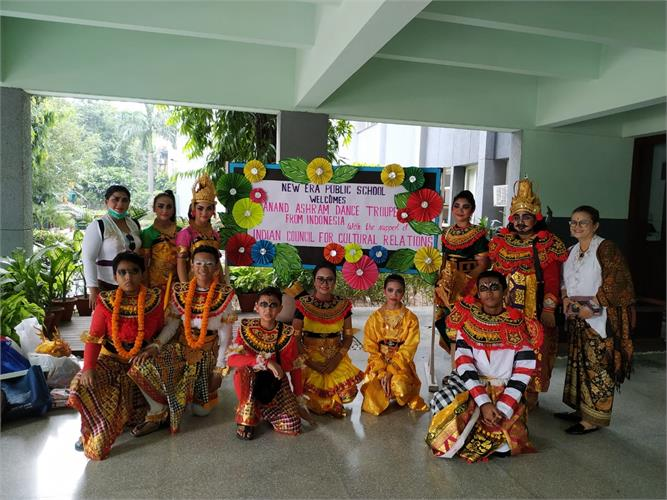 Ramayana Performance(From Indonesia)