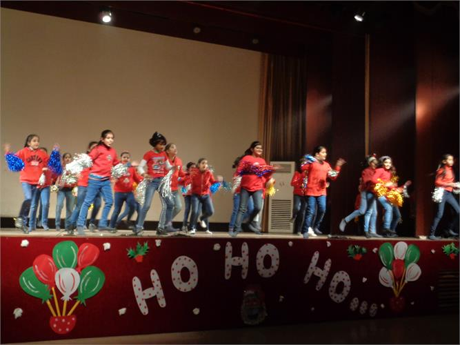 Christmas Spl. Assembly (Primary Wing)