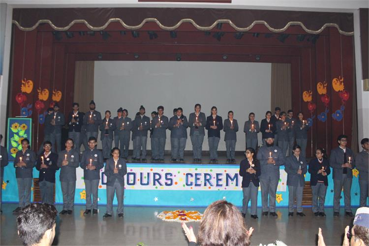 Honours Ceremony 2019-20