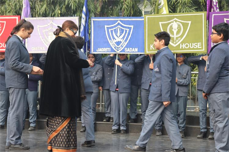 Investiture Ceremony (2019-20)