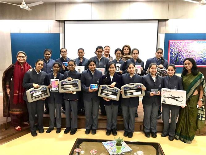 EY Stem Tribe Event held on 25th February 2020