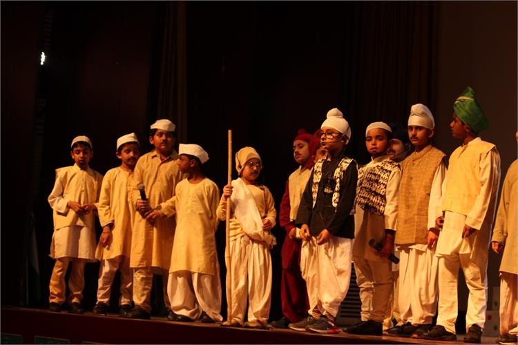 Annual Day(Classes I, II, III)