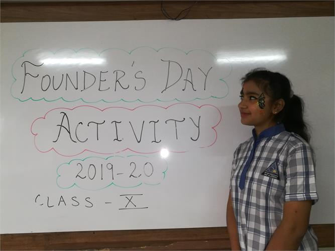 Founders Day Celebrations 2019
