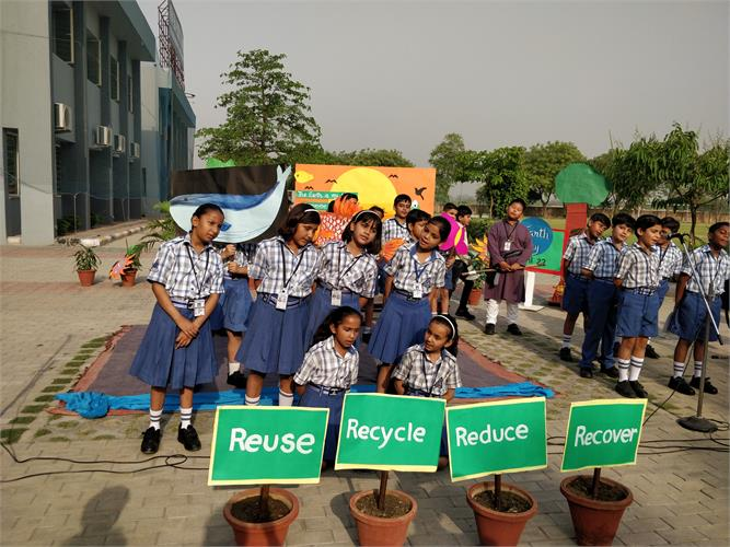 Earth Day Special Assembly