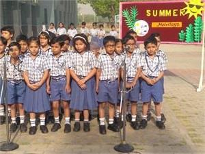 Assembly by Class II on 8.05.19