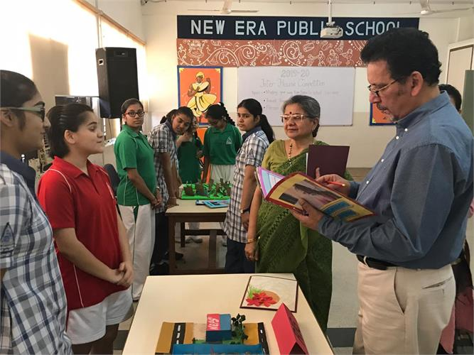 Inter-House Competitions conducted on 14.05.19