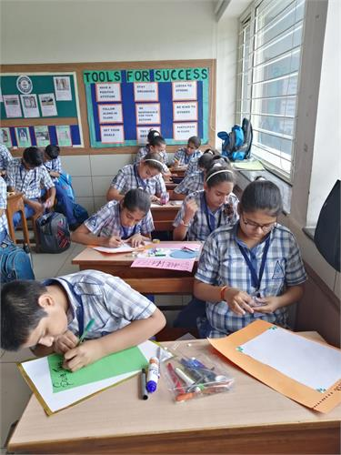 Slogan Writing by Directorate of Education