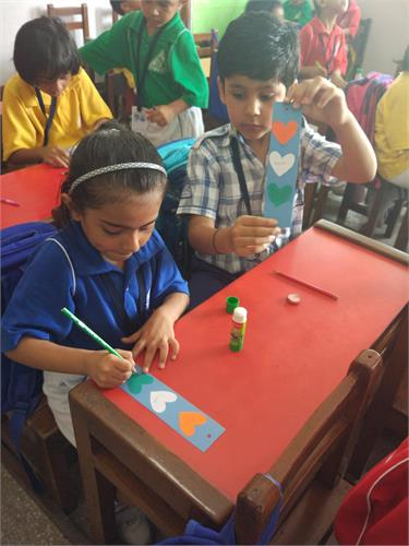 Independence Day Activities (Classes I and II)