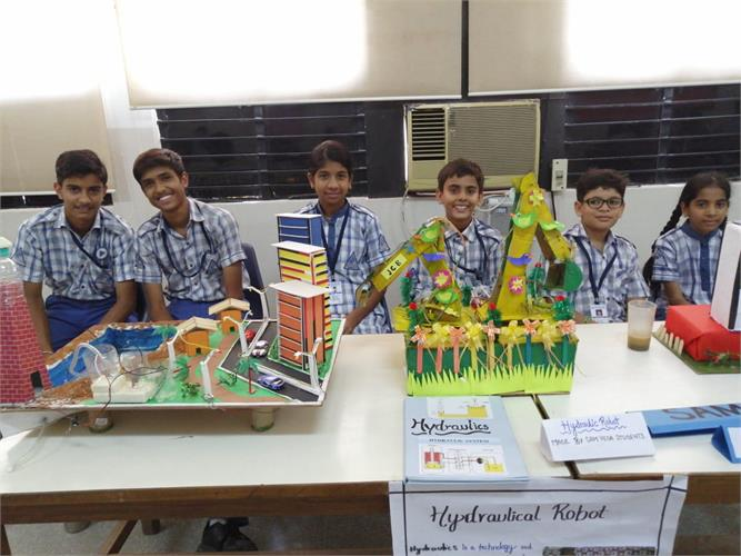 Inter-house Science Competitions