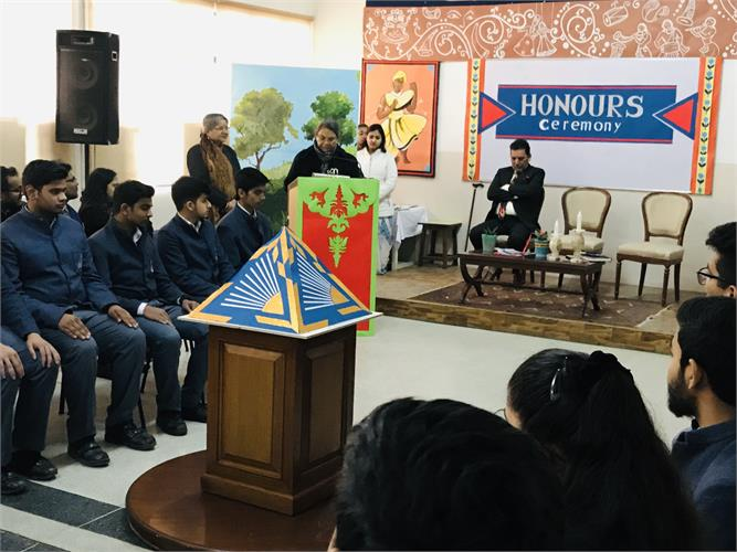 Honours Ceremony for 2019-20