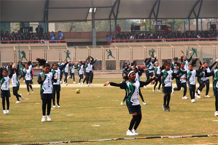 ANNUAL SPORTS DAY CELEBRATION (05.02.19)