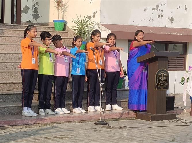 Gandhi Jayanti Celebration (2019-20)