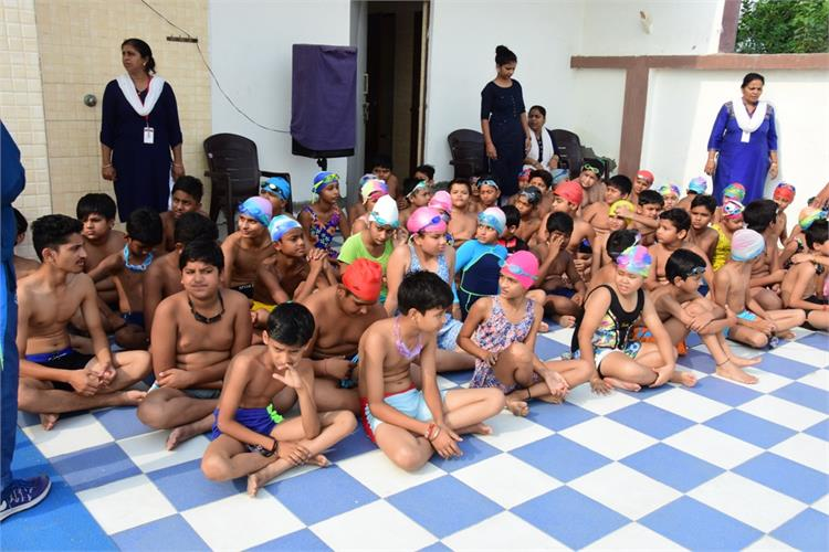 Swimming Competition 2019-20