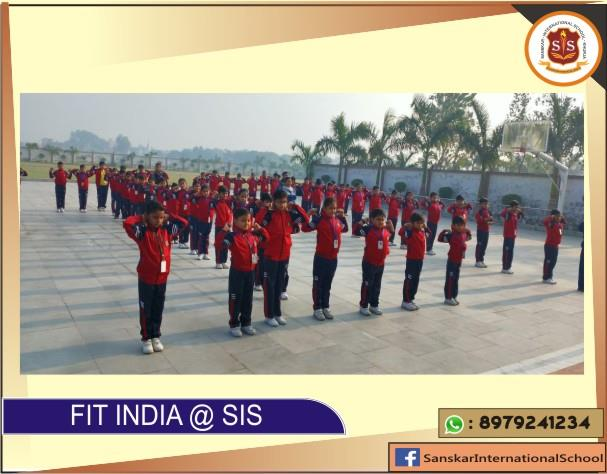 FIT INDIA PROGRAMME 2020