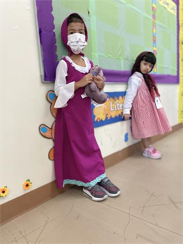 Character Dress up Day 2021