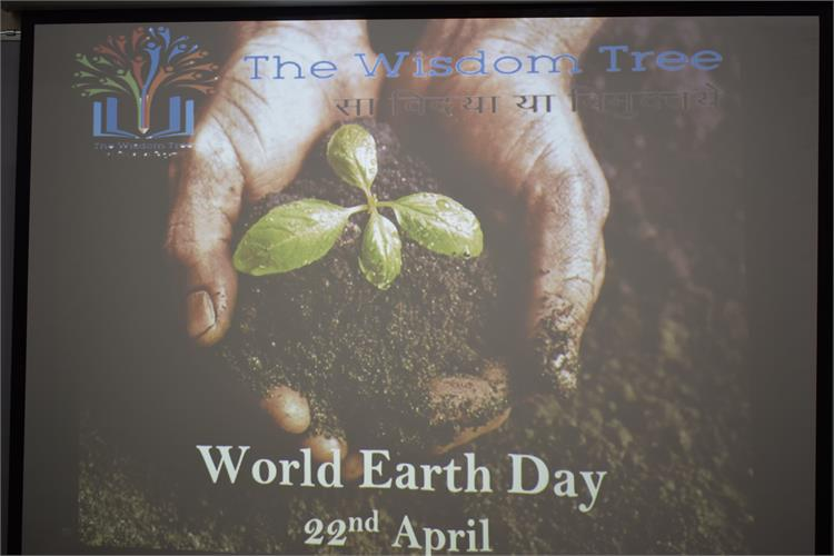 World Earth Day 22 April