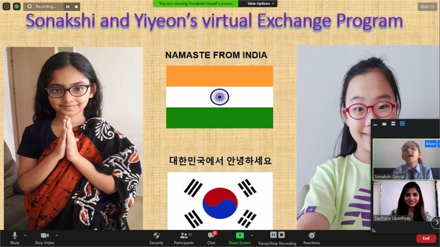 Korean Exchange Program