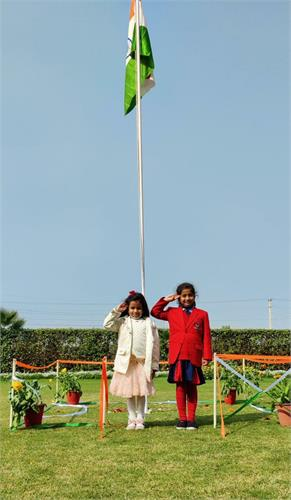 Republic Day Assembly