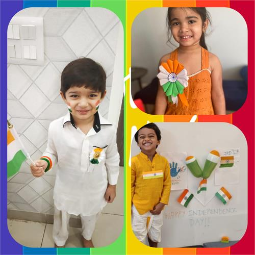 Independence day celebrations - PP wing