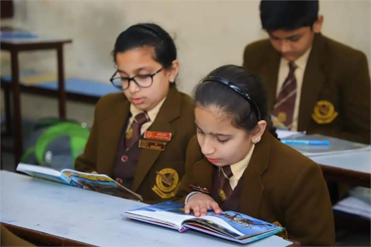 Reading Fever catches up during 'One Nation Reading Together' Event in PPS (Junior School)