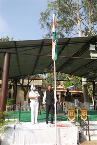 74th Independence Day - Message from Headmaster's Desk (Officiating)