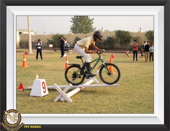 PPS riders excel in Mohali HESA Horse Show