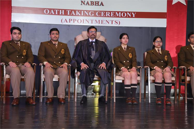Oath Taking Ceremony 2020 - 21