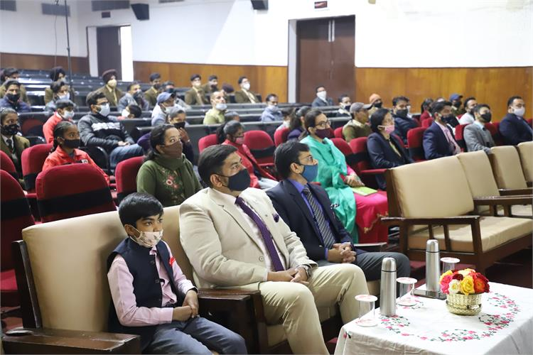 Welcome/Orientation Programme for Prayaas 2.0