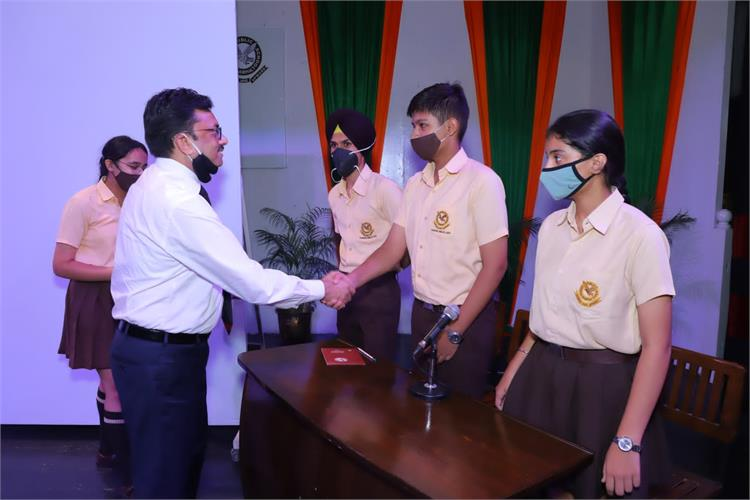 PPS celebrates 75th Independence Day