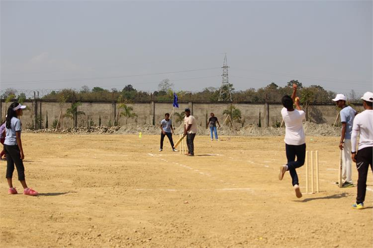Annual Vacation Cricket Coaching Camp