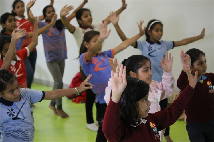 Annual Vacation Dance Workshop