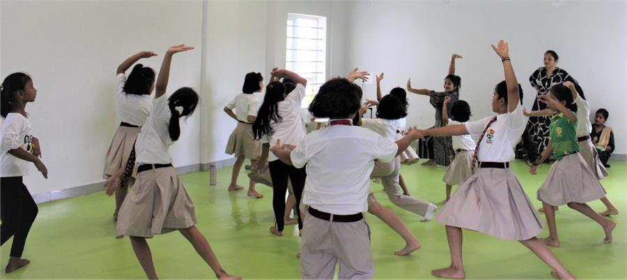 Summer Vacation Dance Workshops