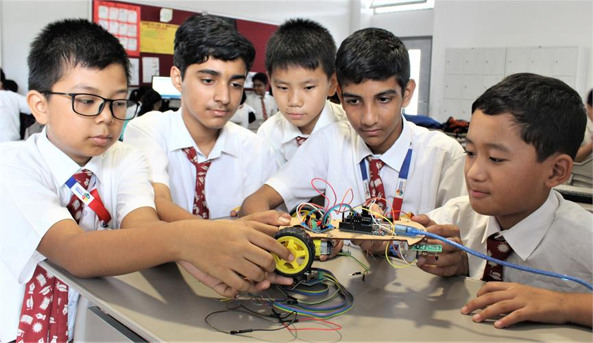 5 in 1 Robotics Workshop