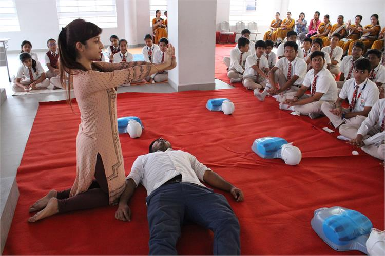 Basic Life Support Course