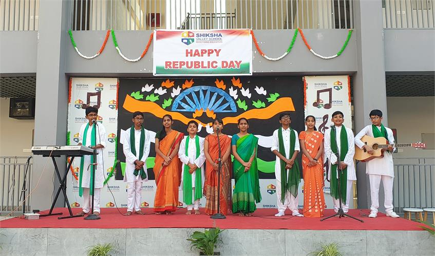 71st Republic Day Celebration