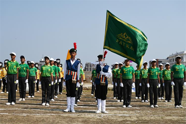 Opening Ceremony Of Second Annual Sports Meet  2019-20