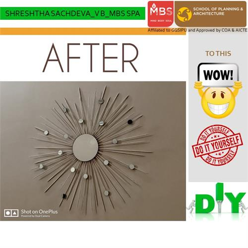 DIY (Do It Yourself) Competition