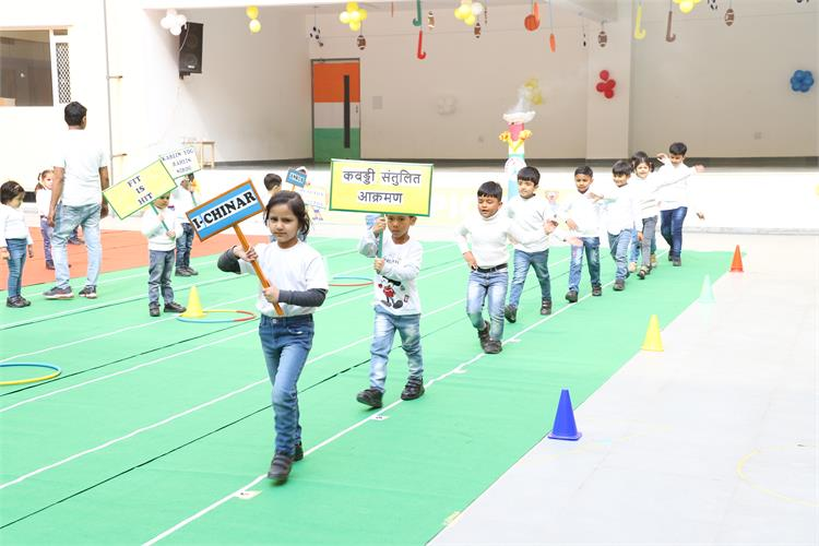 Annual Sports Day
