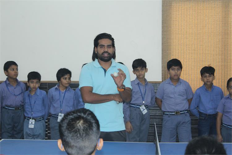 Table Tennis Academy