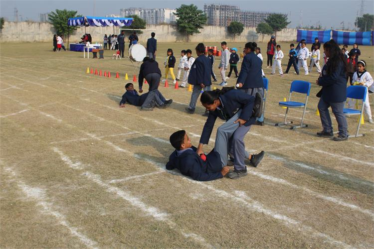 Annual Sports Day`2019