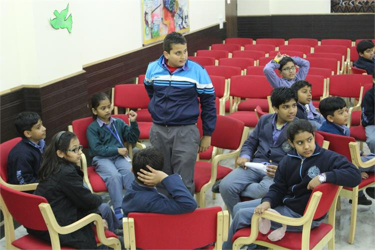 Workshop on Mannerism for classes P3-P5