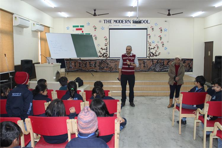 Workshop on Instruction Following for classes P1-P3