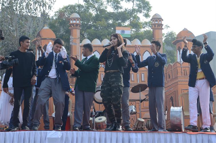 Sports Day 2015-16