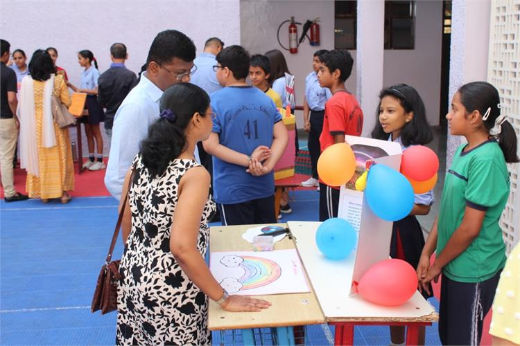 Science Day in School on 17th May 2019