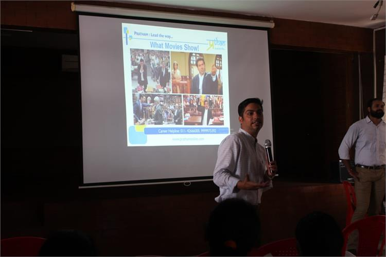 Law as a Career Workshop for Class XI and XII