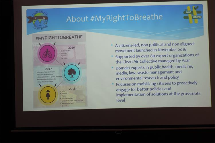 My Right to Breathe on 25.10.2019